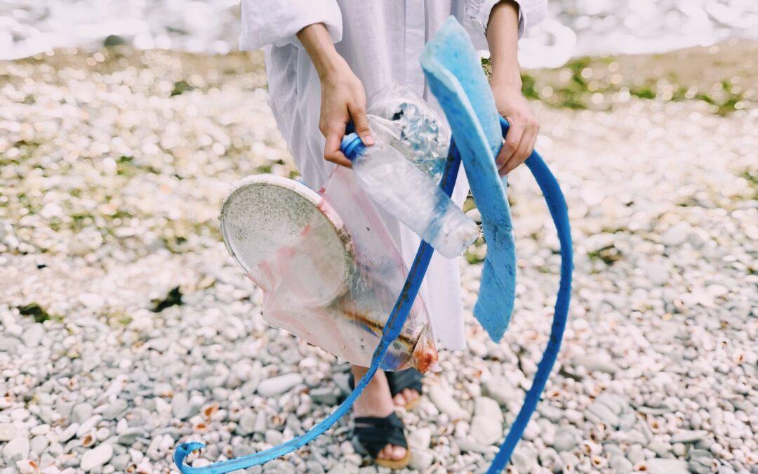 3 Razones para reciclar tus botellas plásticas